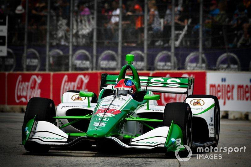 7. Colton Herta, Harding Steinbrenner Racing Honda