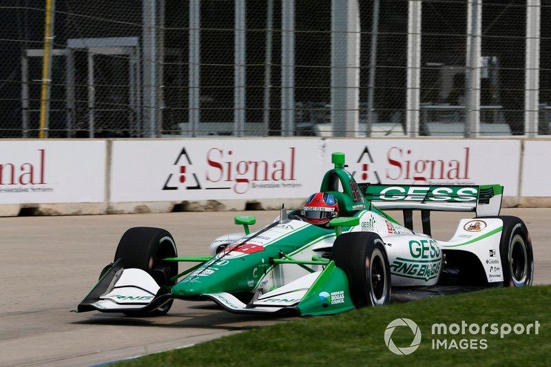 Colton Herta, Harding Steinbrenner Racing Honda