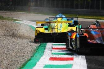 #34 Inter Europol Competition Ligier JSP217 Gibson: Jakub Smiechowski, Léo Roussel, Dani Clos