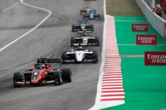 Richard Verschoor, MP Motorsport e Lirim Zendeli, Sauber Junior Team by Charouz