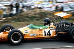 Dan Gurney, McLaren Cosworth M7A