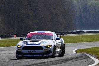 #15 Multimatic Motorsports Ford Mustang GT4: Scott Maxwell, Seb Priaulx