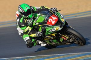 #24 Kawasaki: Anthony Loiseau, Jimmy Maccio, Jonathan Hardt, Romain Mange