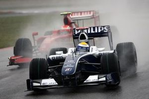 Nico Rosberg, Williams FW31