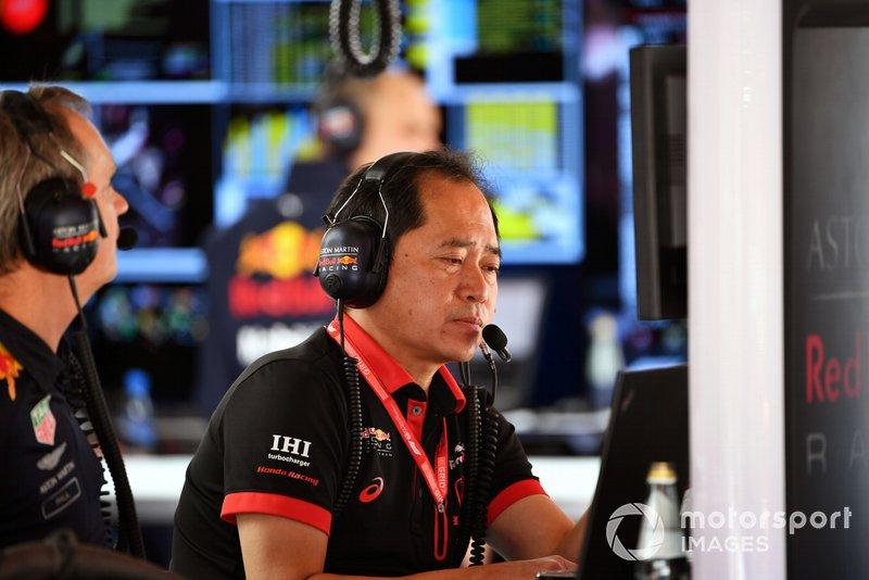 Toyoharu Tanabe, directeur technique F1 Honda