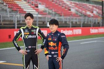 Teppei Natori, Carlin, Yuki Tsunoda, Jenzer Motorsport