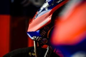 Red Bull KTM Tech 3 bike detail