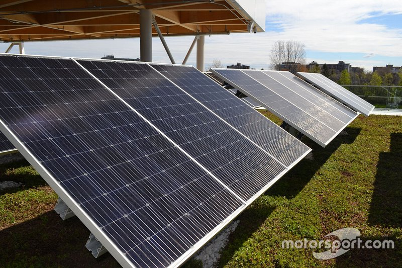 Panel solar en Montreal