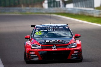 Gianni Morbidelli, WestCoast Racing Volkswagen Golf GTI TCR
