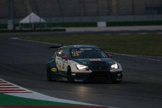 Barberini-Fedeli, Scuderia del Girasole, Cupra TCR DSG