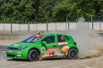 Electric Trophée Andros car