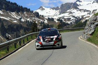 Xavier Craviolini, Yannick Micheloud, Honda Civic Type R, Lugano Racing Team