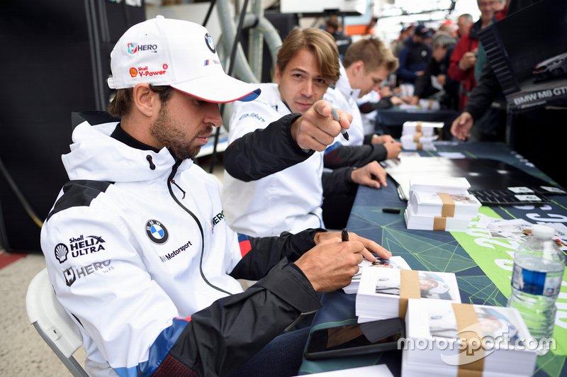 Preparação da BMW para as 24 horas de Le Mans - Briefing e Reconhecimento da pista - terça-feira