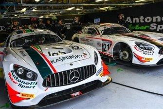 Mercedes AMG GT3, Antonelli Motorsport
