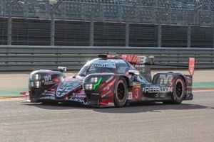 Rebellion Racing with revised aero