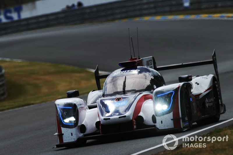 #32 United Autosports Ligier JSP217: Will Owen. Alex Brundle, Ryan Cullen
