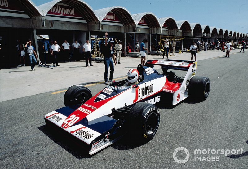 Johnny Cecotto, Toleman TG183B Hart