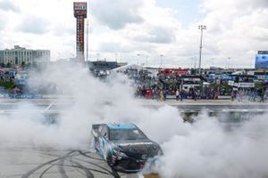 Race Winner Martin Truex Jr., Joe Gibbs Racing, Toyota Camry Sirius XM