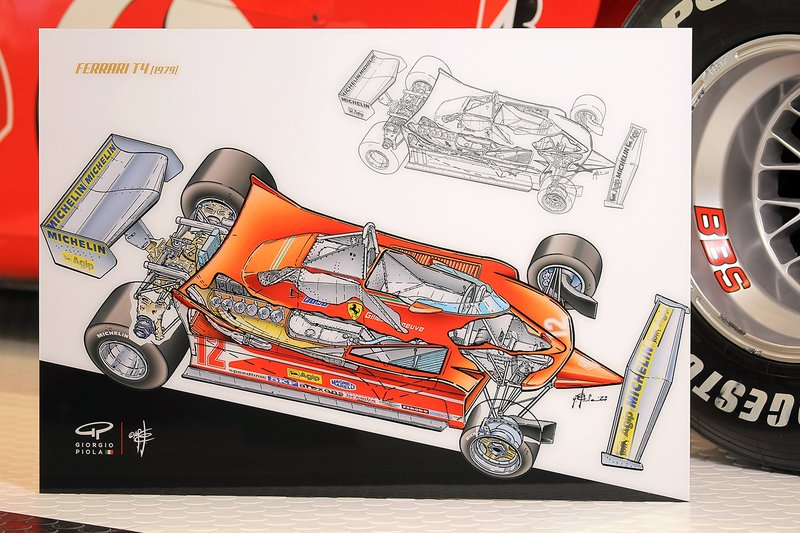 Giorgio Piola artwork