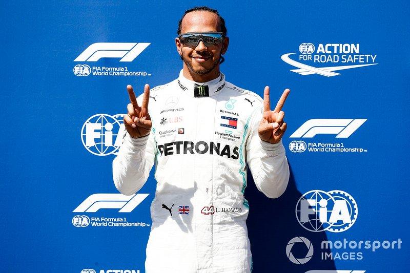 Lewis Hamilton se mantiene desde entonces como indiscutible rey de las poles, con 86. La última fue en el GP de Francia de 2019.