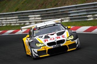 #99 ROWE Racing BMW M6 GT3: Marco Wittmann, Jesse Krohn, John Edwards