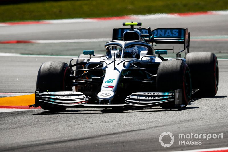 Racing Point RP20 e Mercedes W10