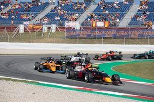 Yuki Tsunoda, Jenzer Motorsport e Alexander Peroni, Campos Racing