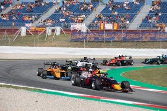 Yuki Tsunoda, Jenzer Motorsport en Alexander Peroni, Campos Racing