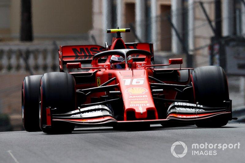Charles Leclerc, Ferrari SF90