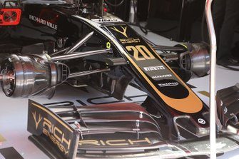 Haas F1 Team technical detail