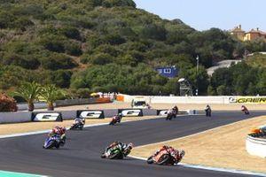 Chaz Davies, Aruba.it Racing-Ducati Team, Jonathan Rea, Kawasaki Racing