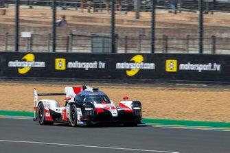 #7 Toyota Gazoo Racing Toyota TS050: Mike Conway, Kamui Kobayashi, Jose Maria Lopez, Sébastien Buemi, Brendon Hartley