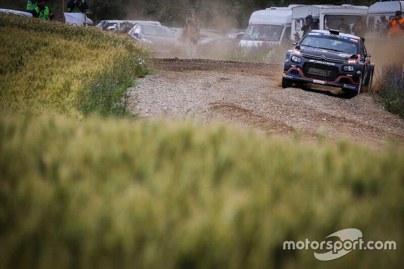 Алексей Лукьянюк и Алексей Арнаутов, Saintéloc Racing, Citroën C3 R5