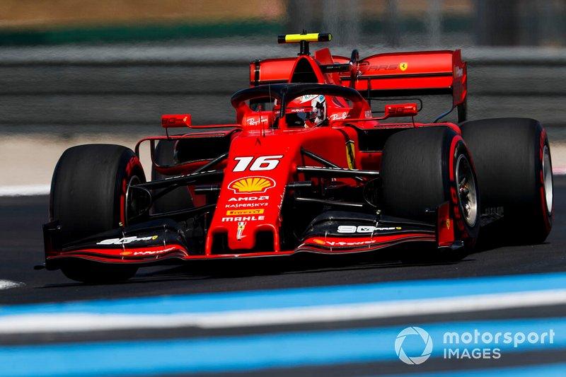 GP de Francia: 3° lugar