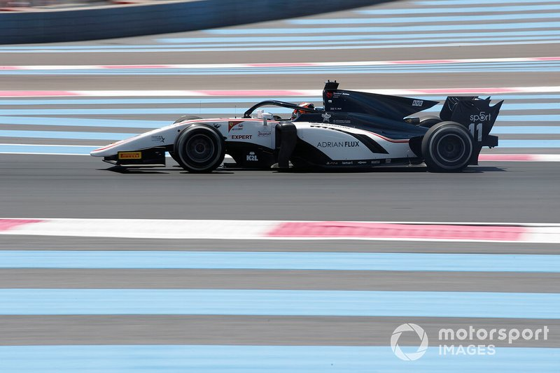 Callum Ilott, Sauber Junior Team by Charouz