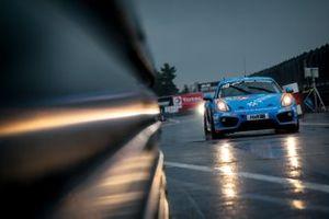 #140 Pixum Team Adrenalin Motorsport Porsche Cayman: Daniel Attallah, Christian Teichert, Urs Zünd, Markus Zünd