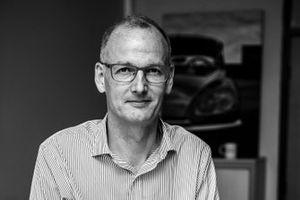 François Wales, Director of Peugeot