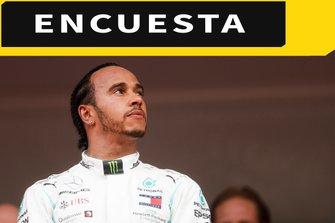 Encuesta Fórmula 1 Hamilton