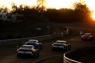 #98 BMW M6 GT3, Rowe Racing: Philipp Eng, Connor De Phillippi, Tom Blomqvist, Mikkel Jensen, #99 BMW M6 GT3, Rowe Racing: Nicky Catsburg, Marco Wittmann, Jesse Krohn, John Edwards