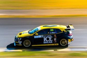 Chris Pither, Garry Rogers Motorsport Renault Megane R.S