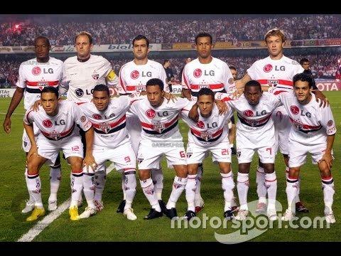 O São Paulo FC conquistava títulos e foi o campeão brasileiro daquele ano