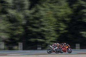 Brad Binder, Red Bull KTM Factory Racing, Takaaki Nakagami, Team LCR Honda