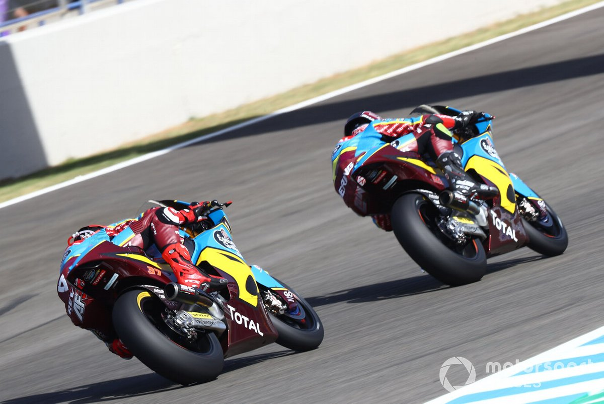 Sam Lowes, Marc VDS Racing, Augusto Fernandez, Marc VDS Racing
