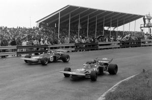 Ronnie Peterson, March 711 Ford, Skip Barber, March 711 Ford