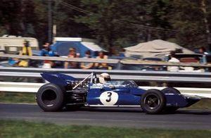 Jackie Stewart, Tyrrell 001