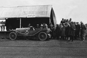John Duff, Frank Clement, Bentley Sport