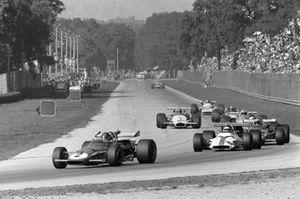 Jacky Ickx, Ferrari 312B, Jackie Oliver, BRM P153