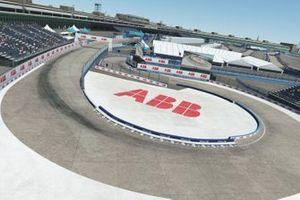 Curva 1 en Tempelhof