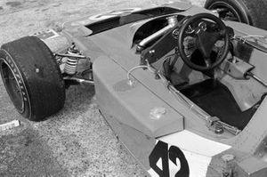 Henri Pescarolo's Matra MS120