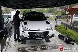 Marcin Słobodzian, Robert Hundla, Hyundai i20 R5